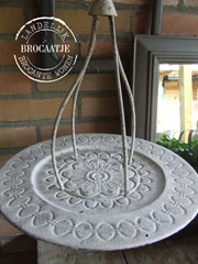 hanging plate 010