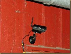 Infrarødt overvåkingskamera for alpakkaene