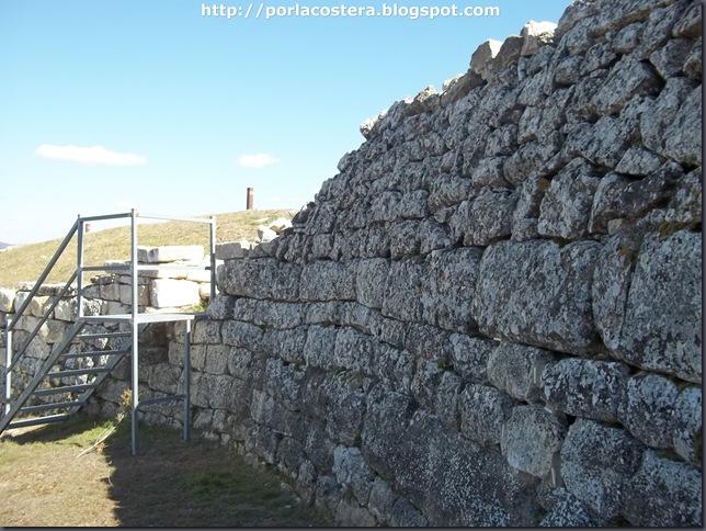 muralla El molon camporrobles