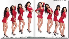 Jacqueline Fernandez is RED HOT in the December 2009 issue of FHM Magazine… (3)