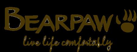 Bearpaw Logo PMS Col#366C6C