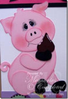 sitting pig123
