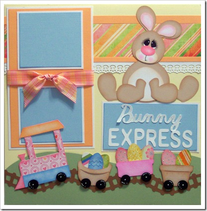 bunny express by melin left page