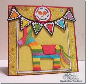 fiesta time card-500