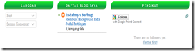 membuat background titel footer