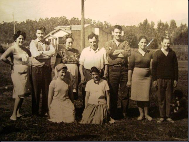 Familia Almada-Lizaso
