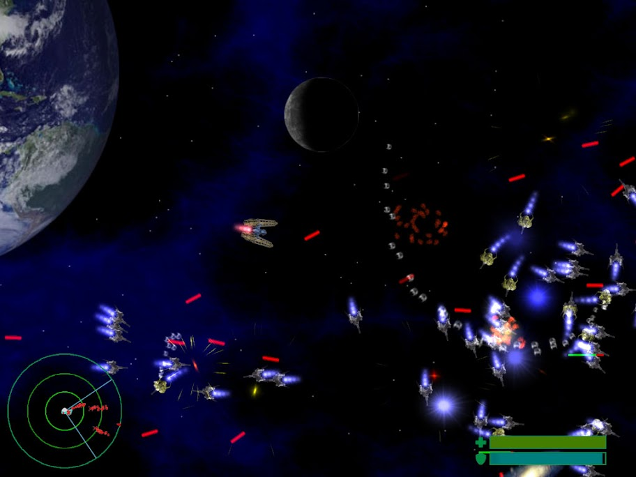 Spacestorm Screenshot