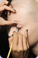 Nails make-up artist Marc Jacobs
