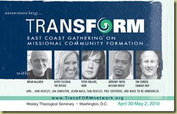 TransFORM East Coast Gathering in DC