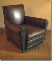 WALLACH CLUB CHAIR