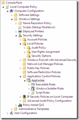 Use Of AppLocker  File Security And Encryption In Windows 7  2
