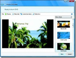 Create a DVD Slide Show for Your Images 8