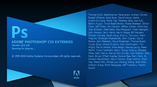 Adobe Photoshop CS5 Extended v12.0 Crack (32/64 bit)