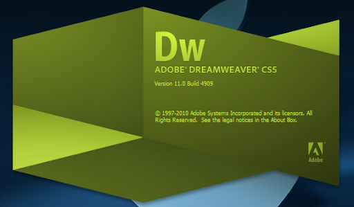 Adobe Dreamweaver CS5 + keygen