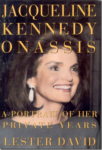 Jacqueline Kennedy Onassis- Portrait of her private years