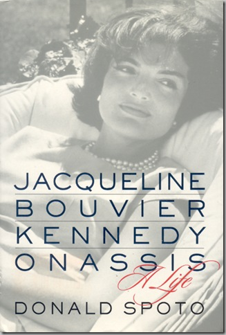 Jacqueline Bouvier Kennedy Onassis-A Life