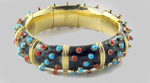 BSAS bracelet Schlumberger, Paris