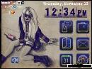 Descargar temas para Blackberry 9300 Sky gratis