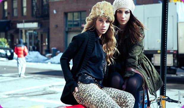47 Street invierno