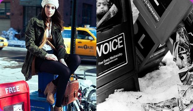 47 Street moda invierno