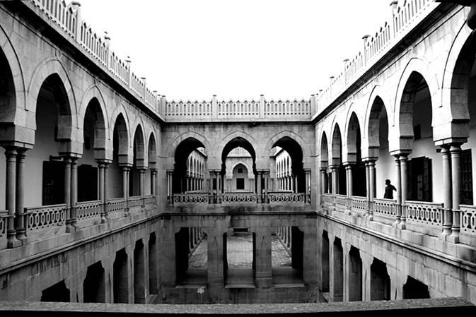 Architecture of OSMANIA UNIVERSITY of Hyderabad