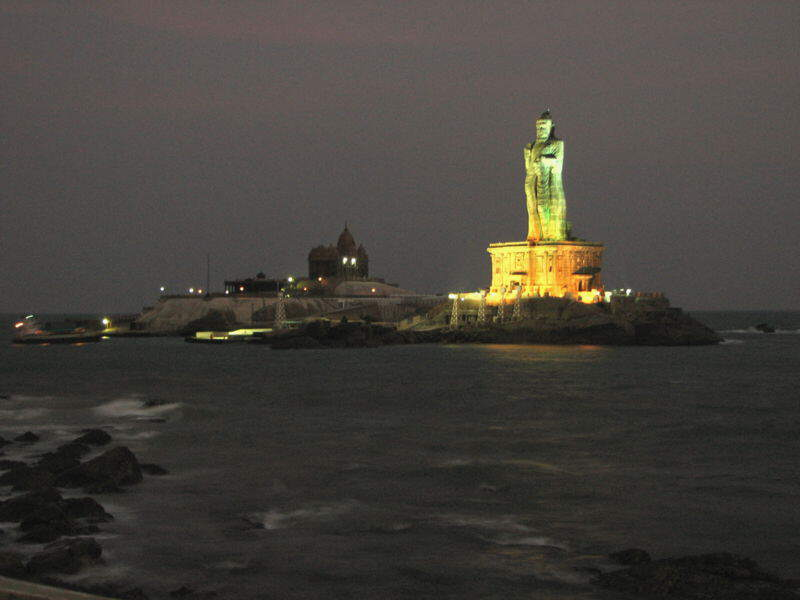 Beautiful Kanyakumari