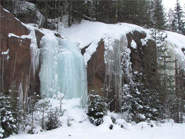 ice scenes