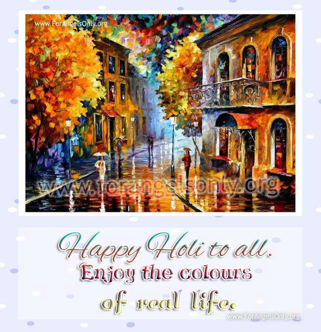 Happy Holi : Holi Cards