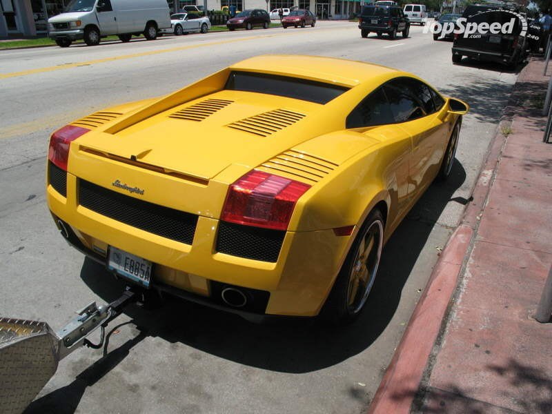 Ever seen a Lamborghini like this?