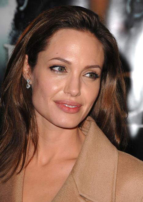 Angelina Jolie Pics Collection