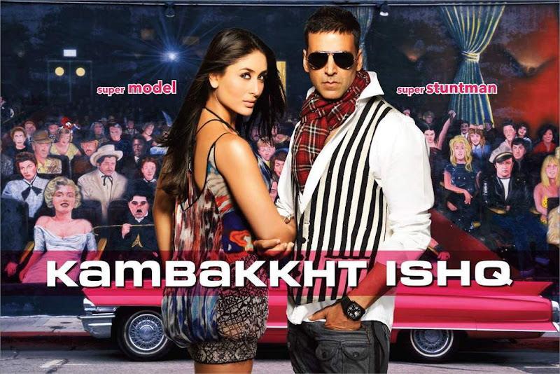 Kambakkht Ishq HQ Wallpapers [Bollywood]