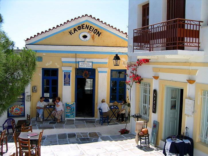 Cool destination for great holidays - GREEK ISLANDS