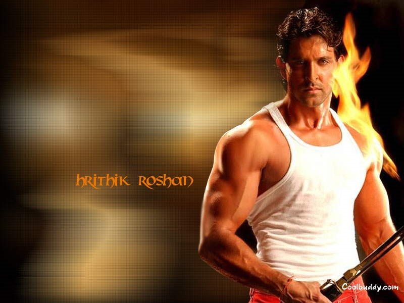 Cool Bollywood actor - Hrithik Roshan