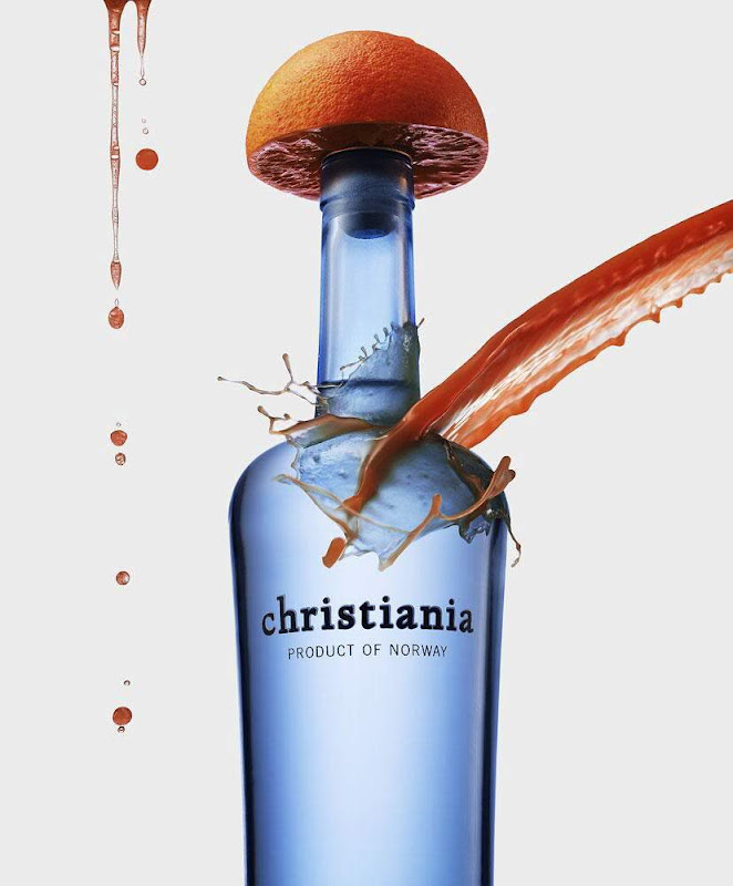 Creative Ads and Wonderful Photography: Clean and Pristine Style