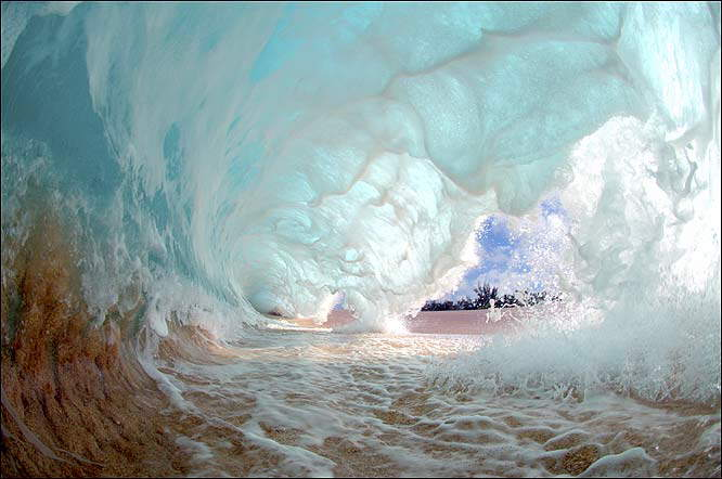 Waves Photos by Photographer Clark Little