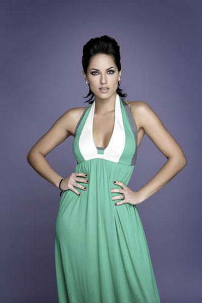 Barbara Mori: Maxi Girl - Photoshoot. Barbara Mori is a Mexican actress and model, who makes her debut in Bollywood with movie Kites