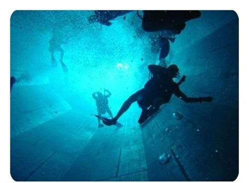 Nemo33 in Belgium: World's Deepest Swimming Pool designed for Deep-Diving Practice