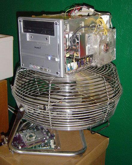 What do u do When you Computer Overheats?