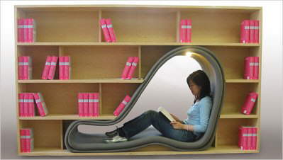 Creative Bookshelves for Your Home