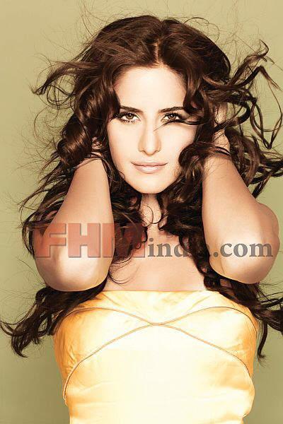 Katrina Kaif FHM Scans