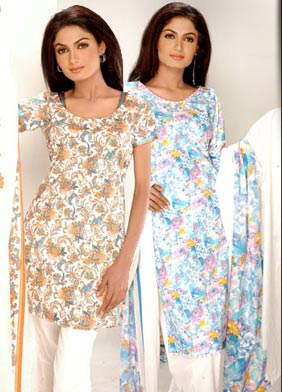 Salwar kameez --- Girls Fashion