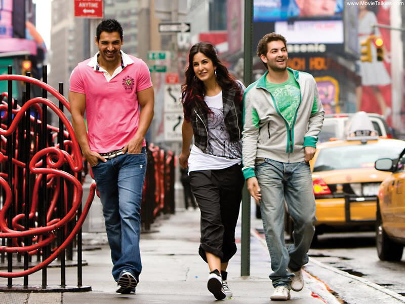 Photos from Bollywood Movie 'New York'