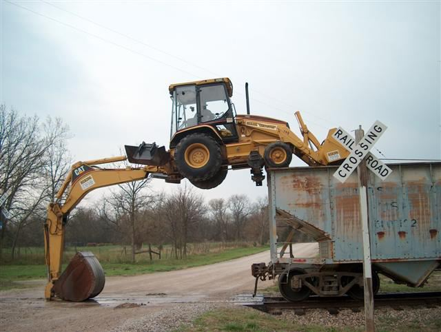 Caterpillar Backhoe-Loader Operator of the Year..!!!