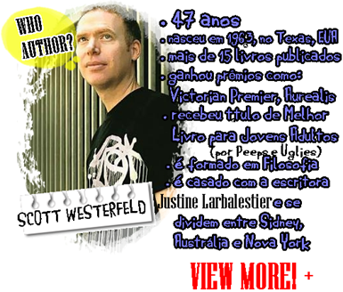 SCOTT WESTERFELD. who author