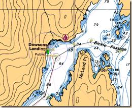 Dawson Landing Moorage