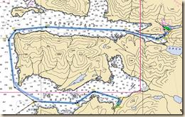 07-05 - Klu Bay Route