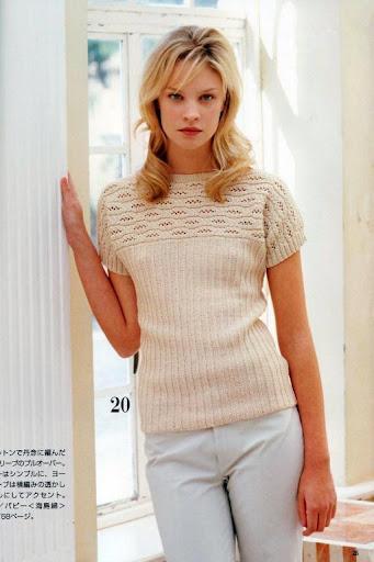 短袖衫 - 阿明的手工坊 - 千针万线
