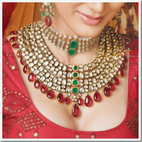 2011 Bridal Jewellery Designs, 2011 Bridal Wear Dresses bridal jewellery 5