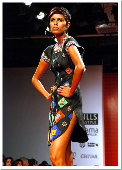 Ritu kumar's summer wear collection at LFW_10