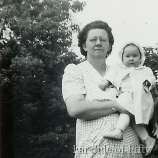 Elsie and Connie 1952